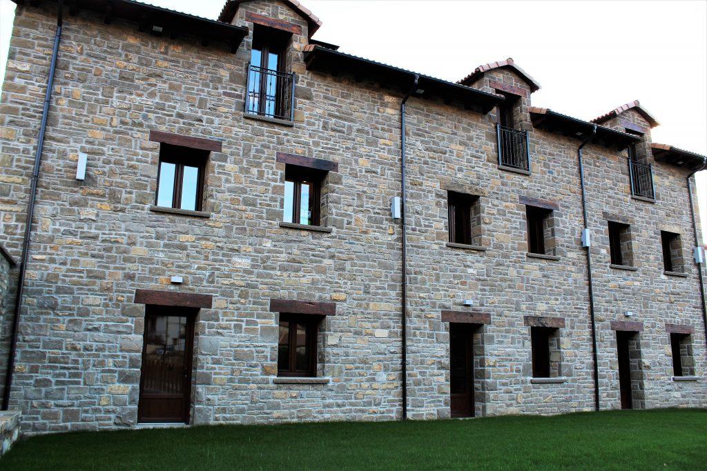 alojamiento en Huesca