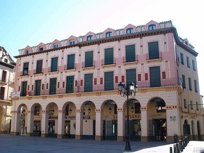 que ver en Huesca ciudad